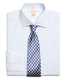Golden Fleece® Madison Fit Framed Check Dress Shirt