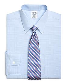 Non-Iron Regent Fit BB#10 Check Dress Shirt