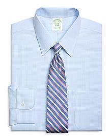 Non-Iron Milano Fit BB#10 Check Dress Shirt