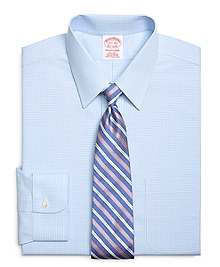 Non-Iron Traditional Fit BB#10 Check Dress Shirt