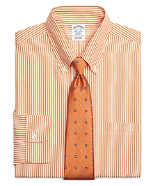 Regent Fit Bengal Stripe Dress Shirt