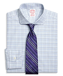 Madison Fit Triple Check Dress Shirt
