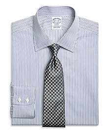 Regent Fit Rope Stripe Dress Shirt