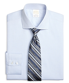 Golden Fleece® Regent Fit Textured Hairline Stripe Dress Shirt