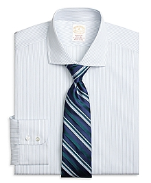 Golden Fleece® Madison Fit Triple Stripe Dress Shirt