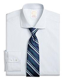 Golden Fleece® Madison Fit Triple Stripe Dress Shirt