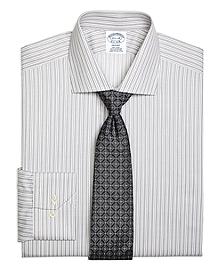 Non-Iron Regent Fit Stripe Dress Shirt