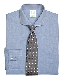 Milano Fit Heathered Dress Shirt