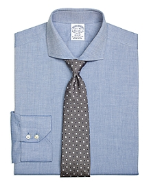 Regent Fit Heathered Dress Shirt