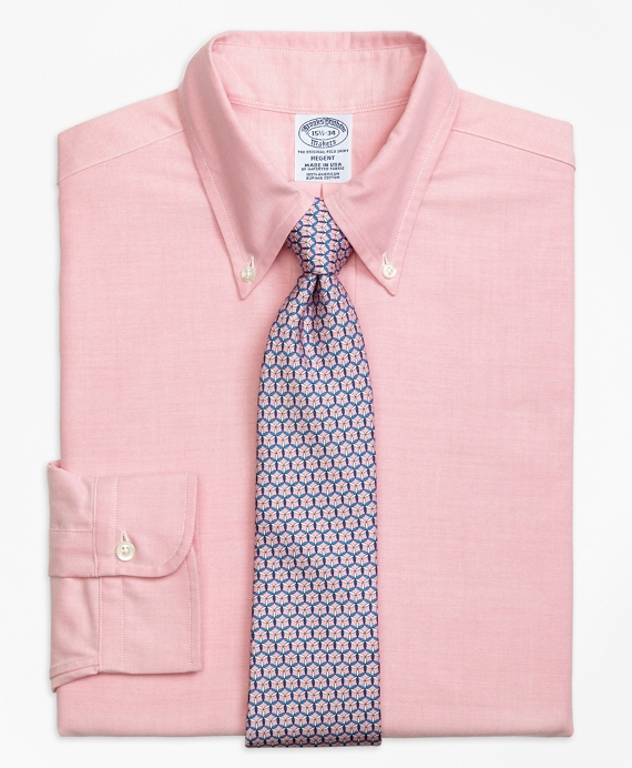 Pink Oxford Dress