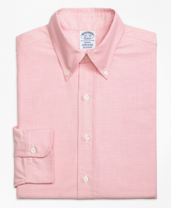 Original Polo® Button-Down Oxford Regent Fitted Dress Shirt ...