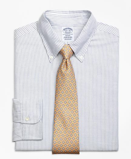 Original Polo® Button-Down Oxford Regent Fitted Dress Shirt, Bengal Stripe