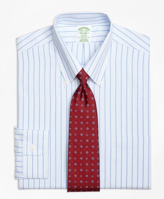Non-Iron Milano Fit Bold Stripe Dress Shirt