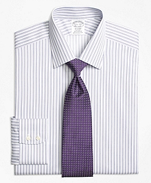Non-Iron Regent Twin Stripe Dress Shirt