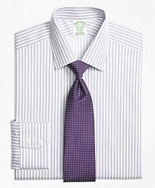 Non-Iron Milano Twin Stripe Dress Shirt
