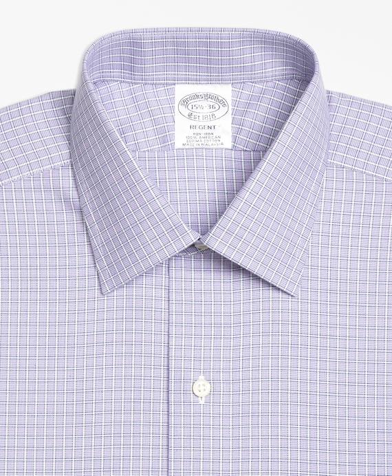 Regent Fitted Dress Shirt Non Iron French Cuff Double