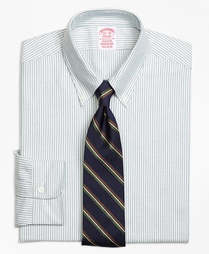 Madison Fit Original Polo® Button-Down Oxford Stripe Dress Shirt
