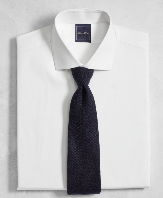 Golden Fleece® Regent Fitted Dress Shirt, White English Collar