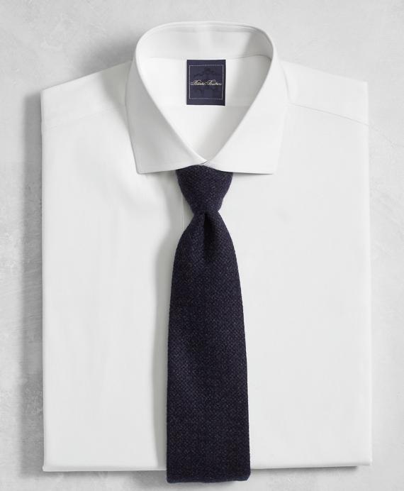 Golden Fleece® Milano Slim-Fit Dress Shirt, English Collar White