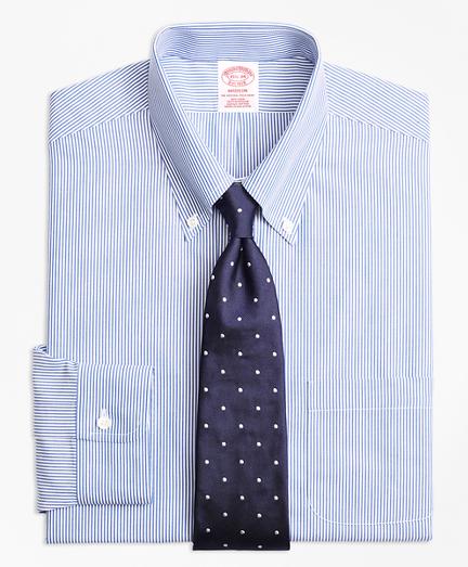 Madison Classic-Fit Dress Shirt, Non-Iron Candy Stripe