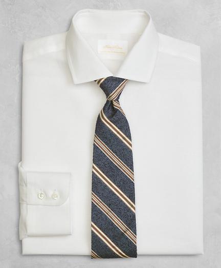 Golden Fleece® Milano Slim-Fit Dress Shirt, English Collar