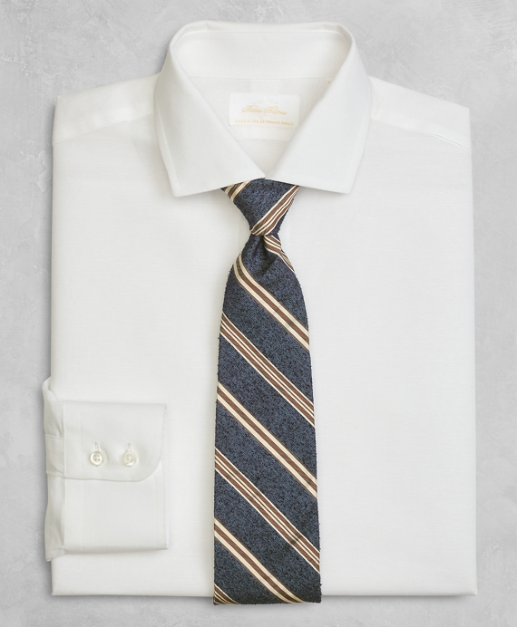 Golden Fleece® Milano Slim-Fit Dress Shirt, English Collar