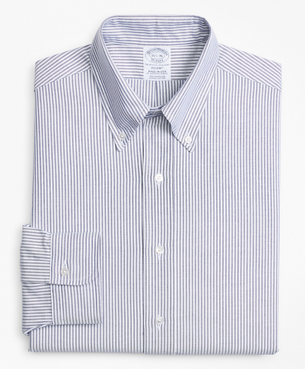 Original Polo® Button-Down Oxford Regent Fitted Dress Shirt, Candy Stripe
