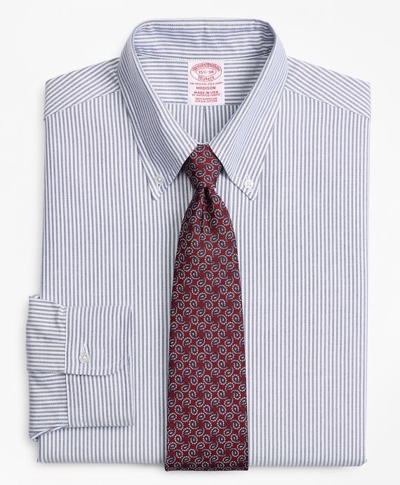 Original Polo® Button-Down Oxford Madison Classic-Fit Dress Shirt, Candy Stripe Blue