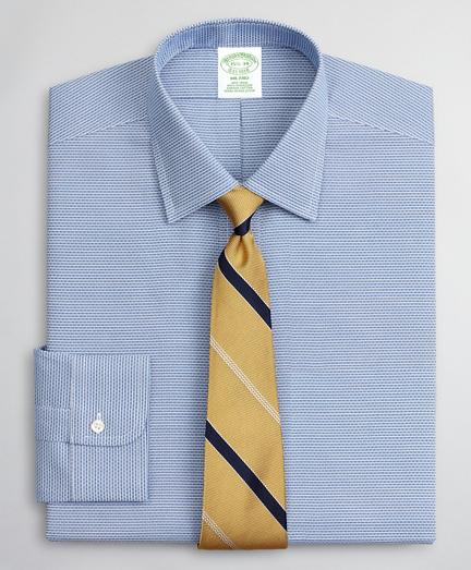 Milano Slim-Fit Dress Shirt, Non-Iron Dobby Ainsley