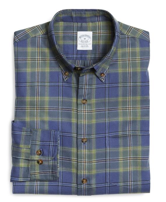 Slim Fit Ireland Sport Shirt Blue