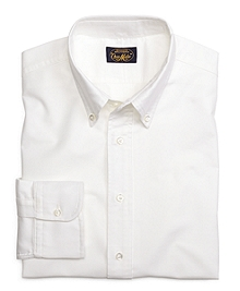 Own Make White Oxford Sport Shirt