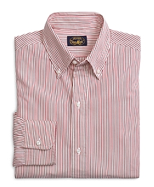 Own Make Red Stripe Sport Shirt