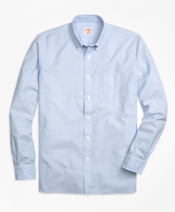 Solid Oxford Sport Shirt