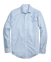 Non-Iron Regent Fit Twin Stripe Sport Shirt