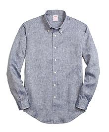 Madison Fit Linen Sport Shirt