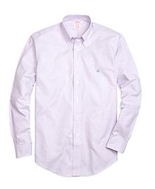 Non-Iron BrooksCool® Madison Fit Sport Shirt