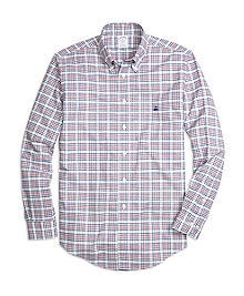 Non-Iron Regent Fit Gid Check Sport Shirt