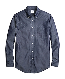 Regent Fit Dobby Sport Shirt
