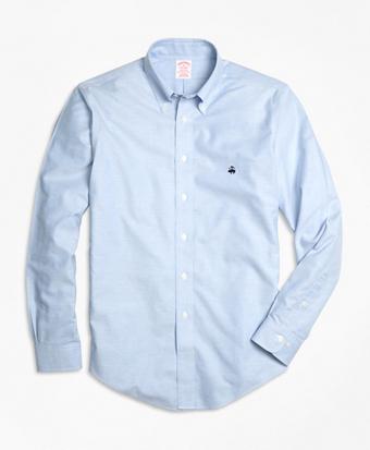 Non-Iron Madison Fit Oxford Sport Shirt