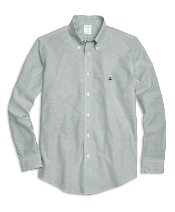 Non-Iron Milano Fit Oxford Sport Shirt