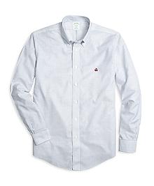 Non-Iron Milano Classic Stripe Sport Shirt