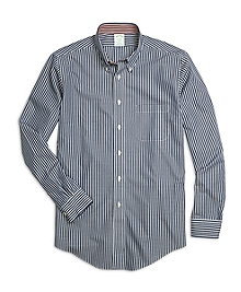 Non-Iron Milano Fit Micro Check Sport Shirt