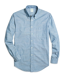 Milano Fit Chambray Sport Shirt