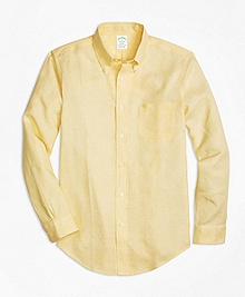 Milano Fit Irish Linen Sport Shirt