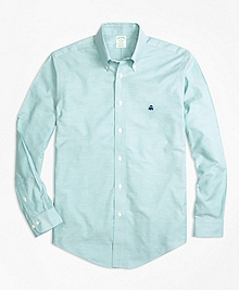 Non-Iron BrooksCool® Milano Fit Sport Shirt