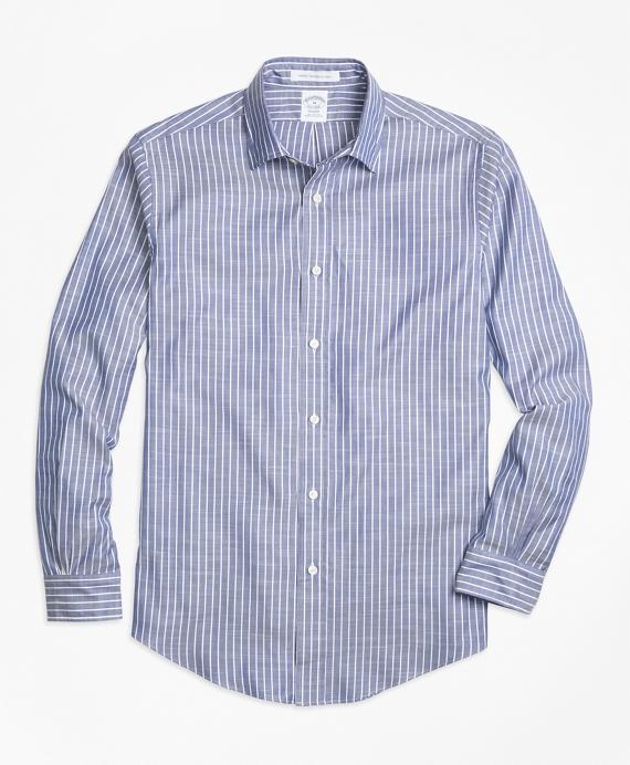 Regent Fit Stripe Sport Shirt