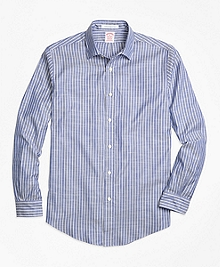 Madison Fit Stripe Sport Shirt