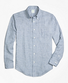 Milano Fit Gingham Irish Sport Shirt