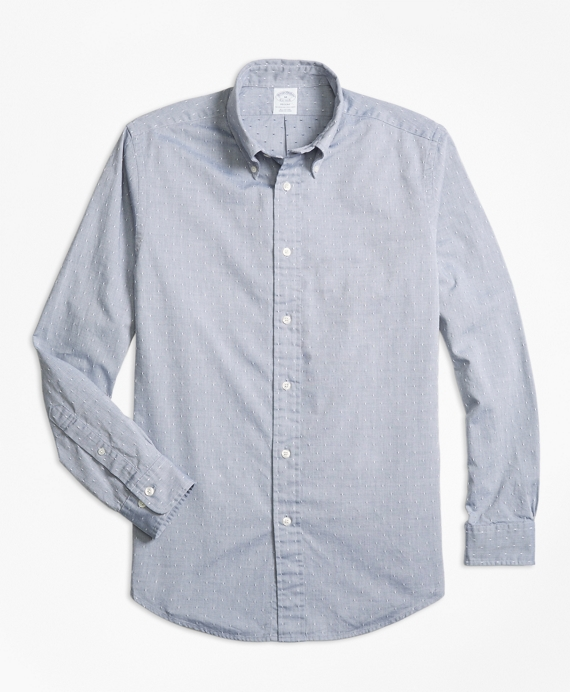 Regent Fit Dobby Dot Sport Shirt
