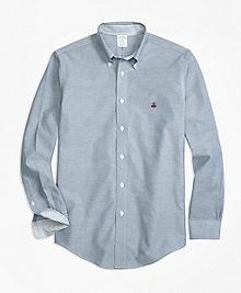 Non-Iron BrooksCool® Milano Fit Sport Shirt